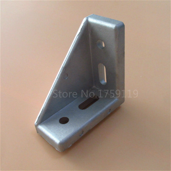 Angle Bracket 8 80x80 al m8