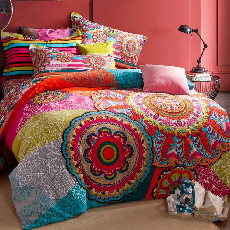 Bedding Sets With Lots Of Pillows