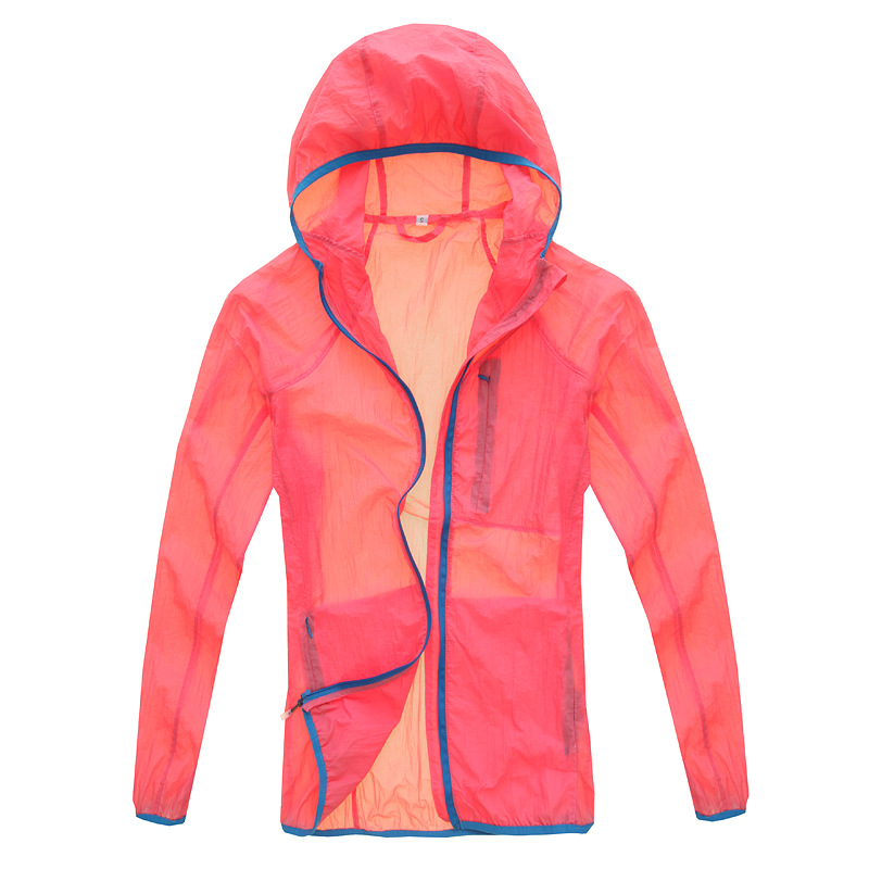 Manufacturers selling the new spring and summer 2015 outdoor skin clothing lovers anti UV coat of men and women