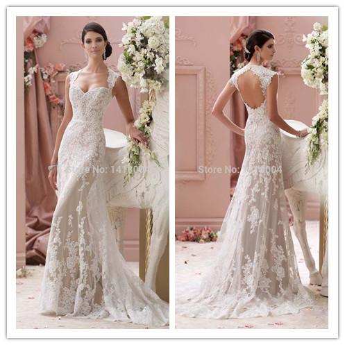 Sueas con un autntico vestido de novia vintage?