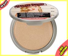 Hot Sale Beauty Women TheBalm7 Mary Lou Manizer Highlighter Face & Eyes powder Shimmer & Shadow 0.3oz New in Box Kit lots 1Pcs(China (Mainland))