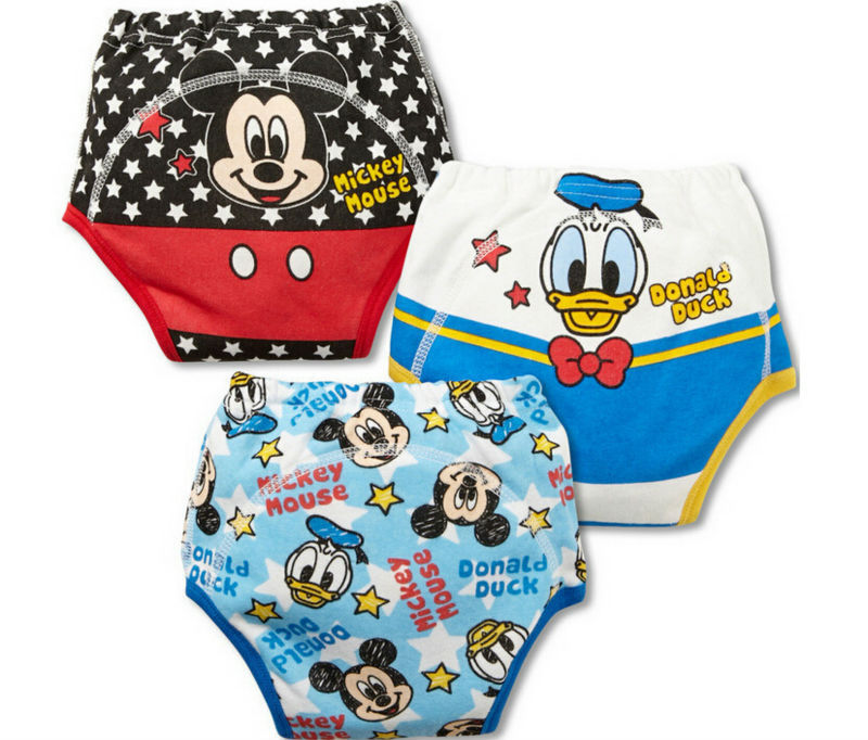 5pcs/lot Waterproof reusable potty training pants for babies cloth nappies infant underwear panties free shipping(China (Mainland))