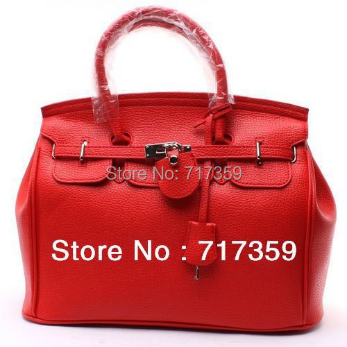 Hot sale 1pc New Ladies Celebrity Faux Leather Handbag Shoulder Bags Casual Career Purse 8colors ay640151