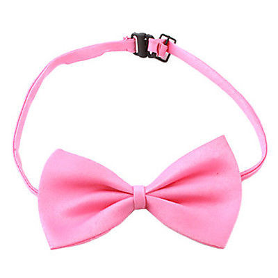 New Fashion Cute Pet Bowknot Tie Bow TieNecktie Collar Pet Clothing Dog Cat Puppy Free Shipping