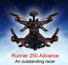 Fedex free shipping Walkera Runner 250 RTF FPV RC dron helicopter quadcopter + Gps/Charger/ Camera /DEVO 7 / Image Transmission(China (Mainland))