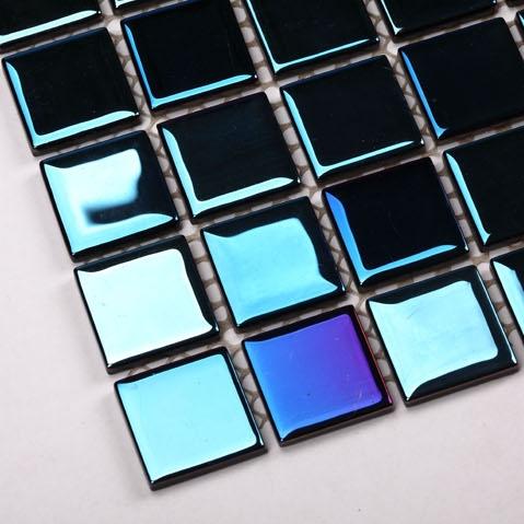Ba os con azulejos azules compra lotes baratos de ba os for Azulejos color azul
