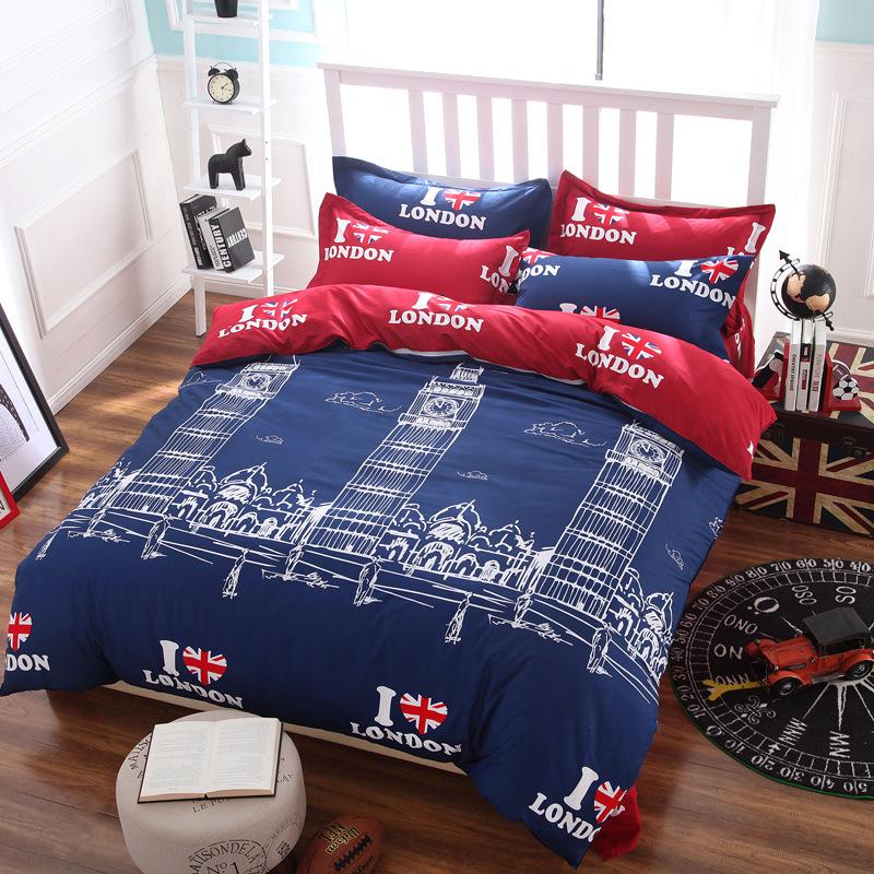 marine linge de lit promotion achetez des marine linge de lit promotionnels sur. Black Bedroom Furniture Sets. Home Design Ideas