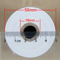 Hight quality 80mm 50mm 24rolls box Thermal receipt paper for supermarket cash register