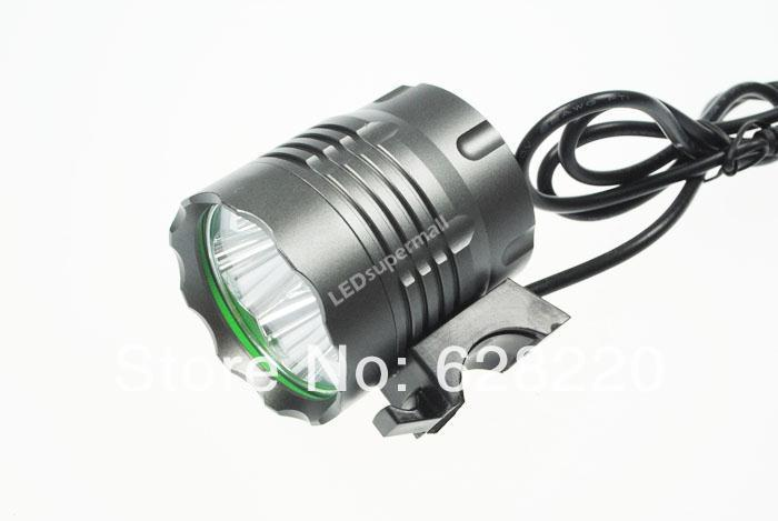 bicycle lamp 5T6 Bike Light 5xCREE XM-L T6 7200-Lumen 3-Mode LED 6x18650 Battery Pack charger - your & us store