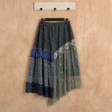lolita patineuse faldas cortas ensemble jupe et haut saia steampunk faldas mujer chiffon maxi falda tubo patchwork gonna skirt