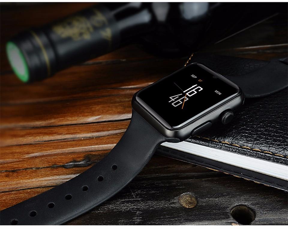 SHAOLIN Bluetooth Smart Watch 11 SmartWatch for apple iPhone IOS Android Smartphones looks like apple watch Reloj Inteligente-29