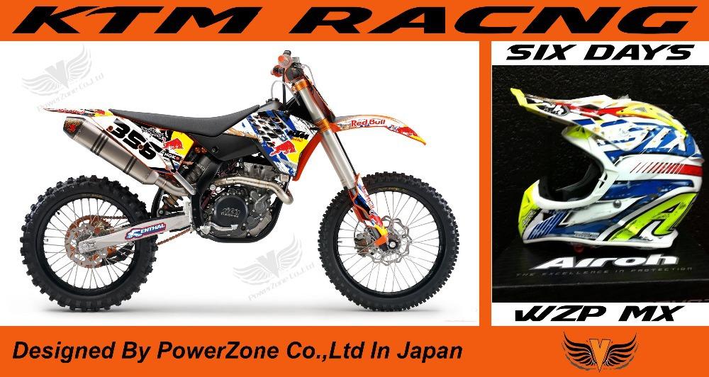 Ktm 450 Exc 2009 Graphics