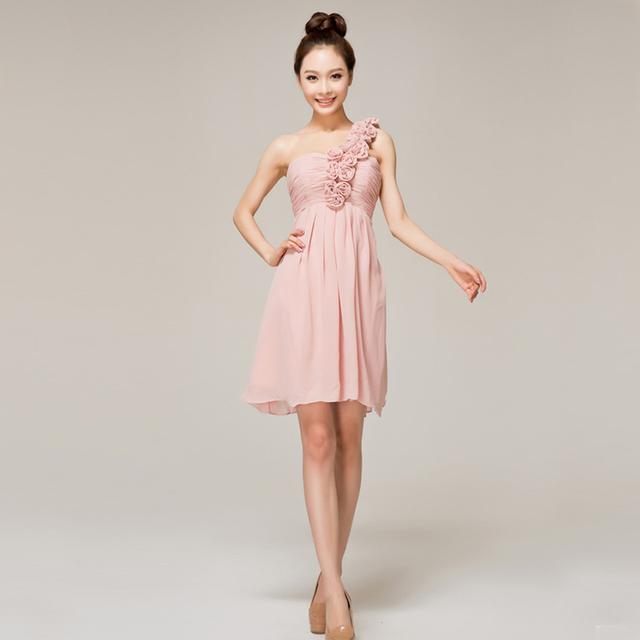 2016 нью-ужин ну вечеринку клуб девушки мода элегантный розовый цвет платье возвращения ...