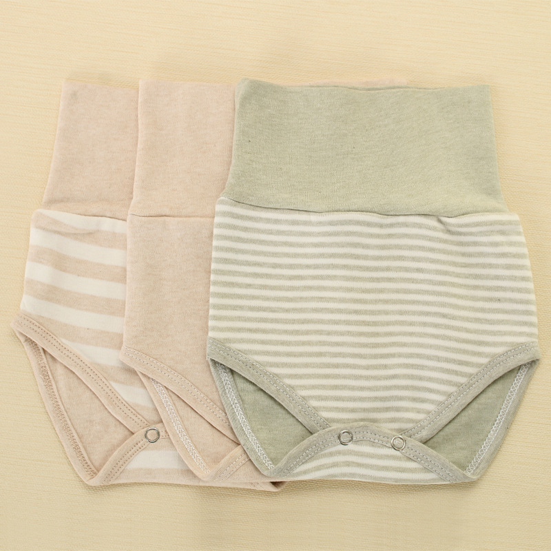 2016 New 3PCS Newborn Baby Potty Training Pants Toddler Boys Girls Organic Cotton Diaper Underwear Roupas Infantis Menina Menino(China (Mainland))