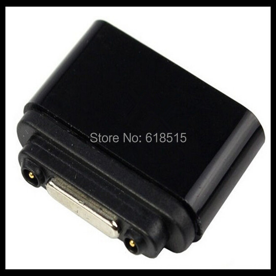 Fast Shippiing Magnetic Adapter Converter Connector for Sony for Xperia Z Ultra XL39h for Xperia Z1 L39h