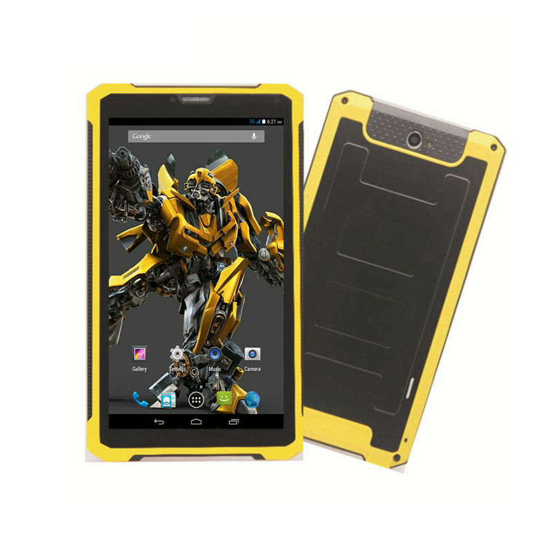 New Cool 7 Inch Transformer Bumblebee 3G Android Tablets PC Phablet 1GB RAM 16GB Storage Dual SIM Card Big Battery Power Bank(China (Mainland))