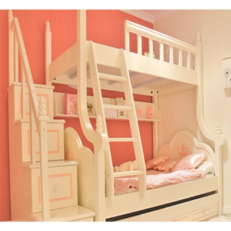 children under the bunk bed wood bunk bed garden bed princess bed imported new zealand pine. Black Bedroom Furniture Sets. Home Design Ideas