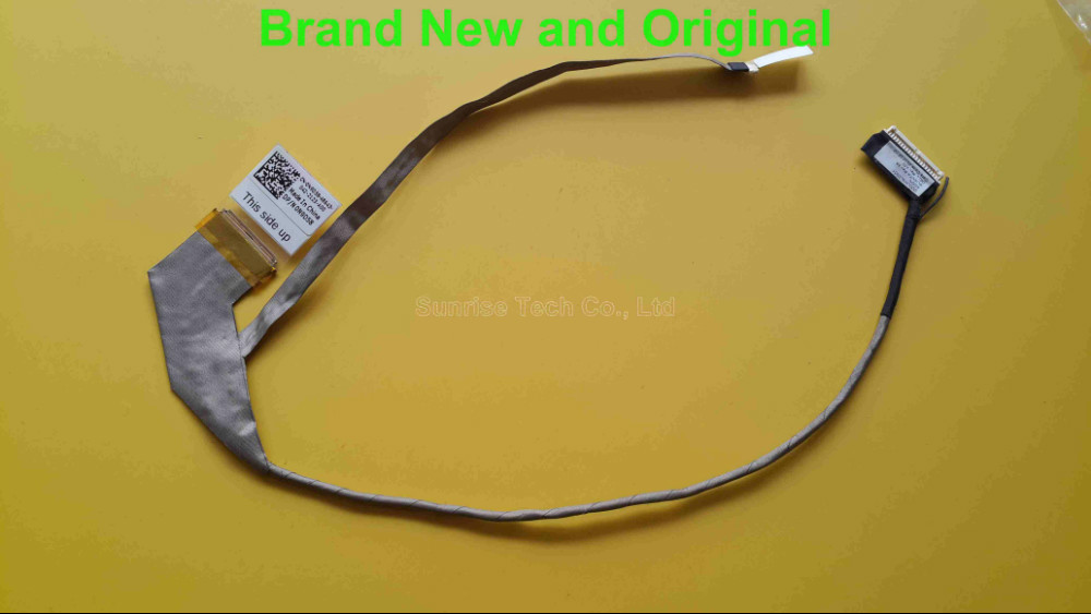 Brand new and original LED cable for Dell Inspiron 1464 cable 1464 LCD LVDS cable DD0UM3LC001 DP/N: 0N9D58(China (Mainland))
