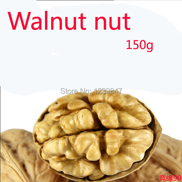 High quality 150g bulk walnut nut health and beauty makanan snack free shipping