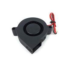 New Black 12V DC 0 01A 3D Printer Blowing Fan for Cooling Heatsinks and Prints High