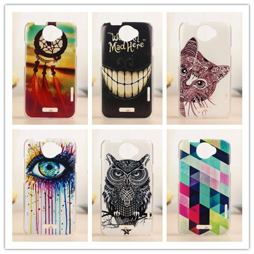 Top Quality Fashion Painting Case Cover For HTC One X G23 S720E Phone Bag Protective Hard Cases PY(China (Mainland))