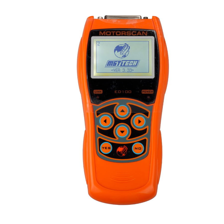 ED100 Motorcycle Scan Tool 6 In 1 Handheld Motor Diagnostic Tool Easy Operation And Quickly Reaction(China (Mainland))