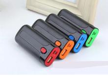 5600mah Powerbank External Battery 18650 Power Bank Portable Charger Wholesale Free Shipping(China (Mainland))