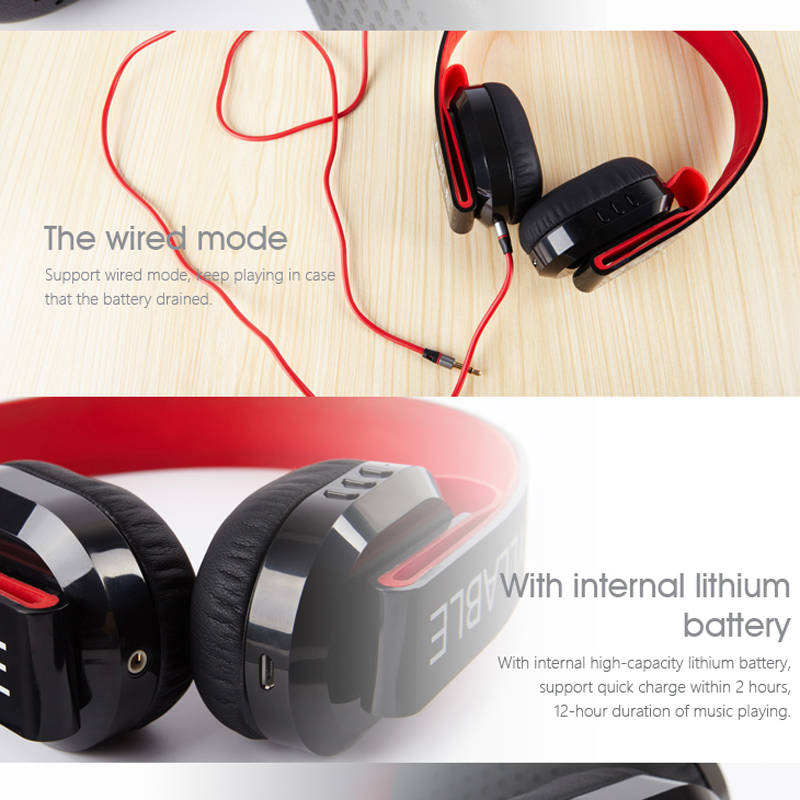Syllable G600 Wireless Bluetooth Headset HIFI 3 5mm Stereo font b Headphone b font For iPhone