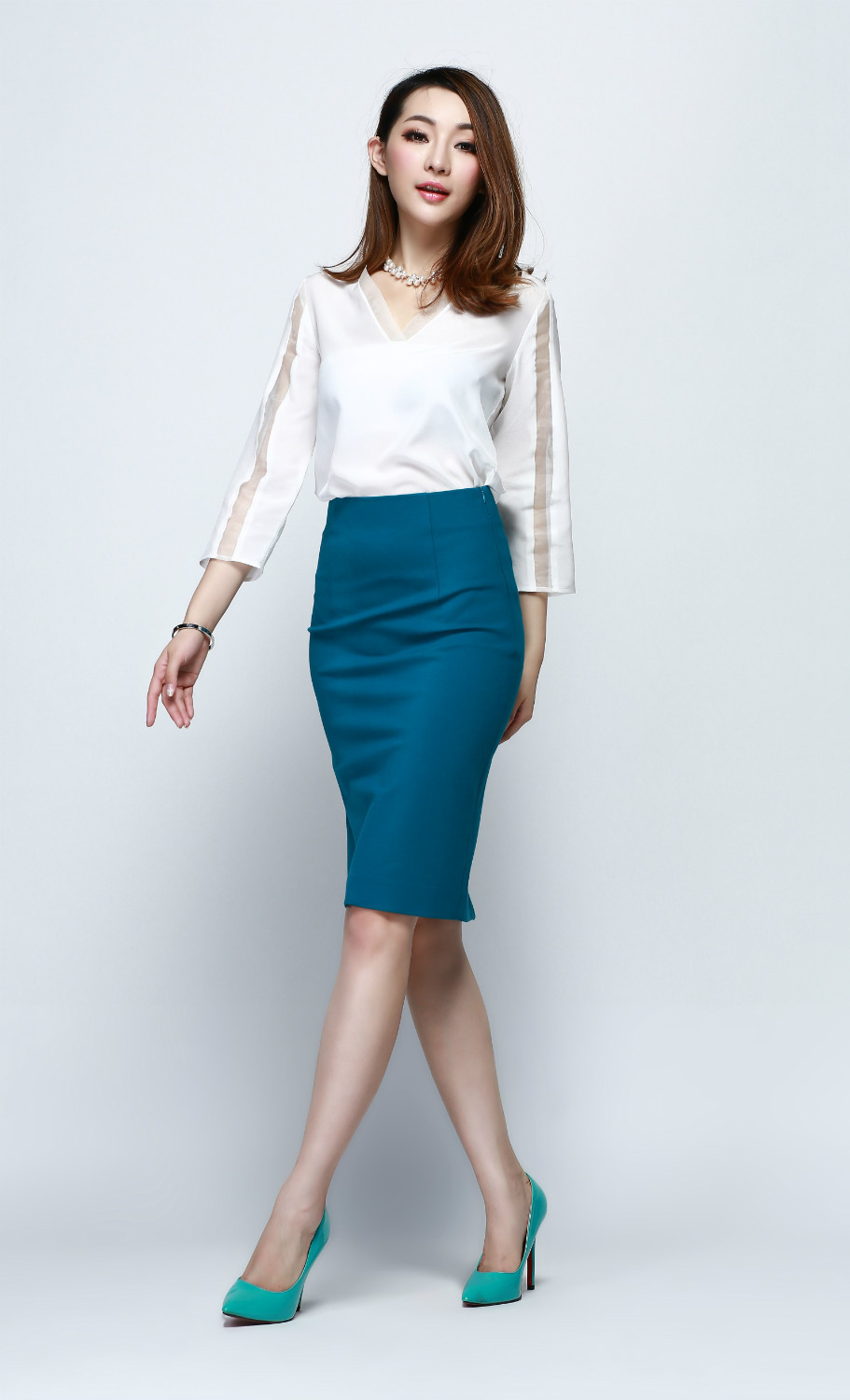 can you pencil skirt like a true ch these tips will