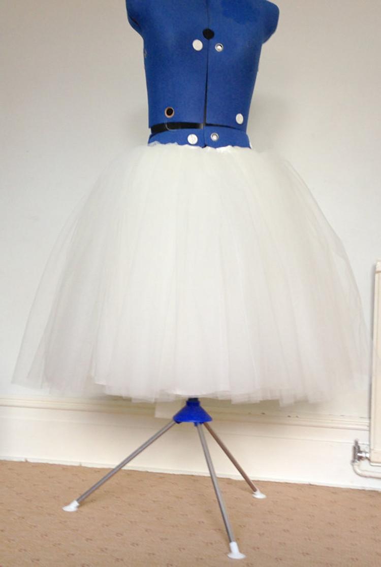 Tutu Skirt Gauze Half-Length The Fairy Dance Dress Customize Design Long Princess Lolita Dress