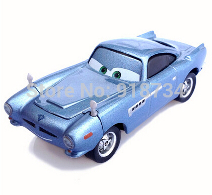 100% original--FINN McMISSILE Pixar Cars diecast figure TOY New # 74 free shipping(China (Mainland))