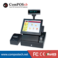 12 inch free shipping retail all in one pos system touch screen pos system price point
