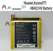 Оригинал 1850 мАч аккумулятор HB4Q1HV для Huawei Ascend P1 T9200 U9200 U9500 D1 мобильный телефон замена резервного bateria бесплатная доставка