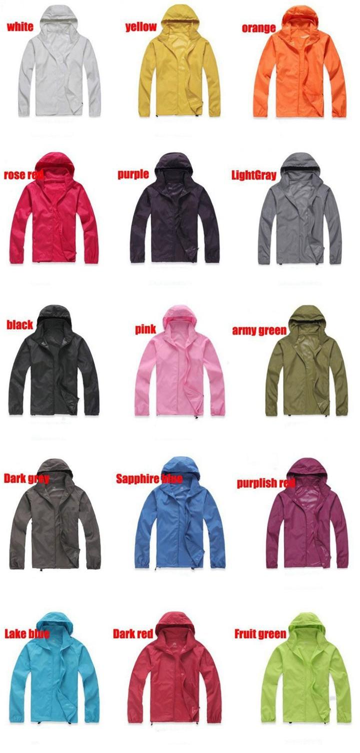 Outdoor Sport Waterproof Jacket (4)
