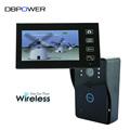 7 2 4GHz Wireless Video Door Phone Video Intercom Doorbell Home Security IR Camera Monitor Night
