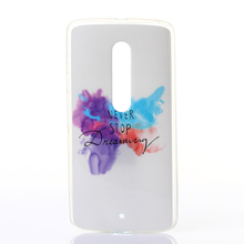 Motorola X Play Case Silicon TPU Cartoon Balloon Tower Fancy Starry Heart Flowers Bad Dog Cover Moto 9 Designs - Z & STORE store