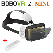 20pcs/lot XiaoZhai BOBOVR Z4 with Controller BOBO VR Z4 Reality 3D VR Glass Private Theater for 4.0 – 6.0 inches Smartphone