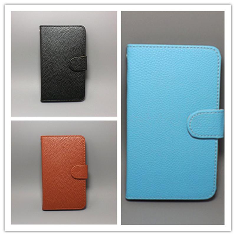 7 colors lenovo a916 Lichi Texture Leather Case Pouch Flip case - mini Hu's store