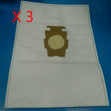 Free Post 3 PCS For KIRBY Sentrial F/T For Kirby Universal Bag suitable for Kirby Universal Hepa Cloth Microfiber dust Bags