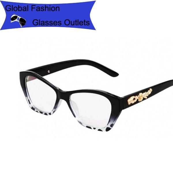 2015 New Fashion Retro Myopia Glasses Frames Brand Men ...