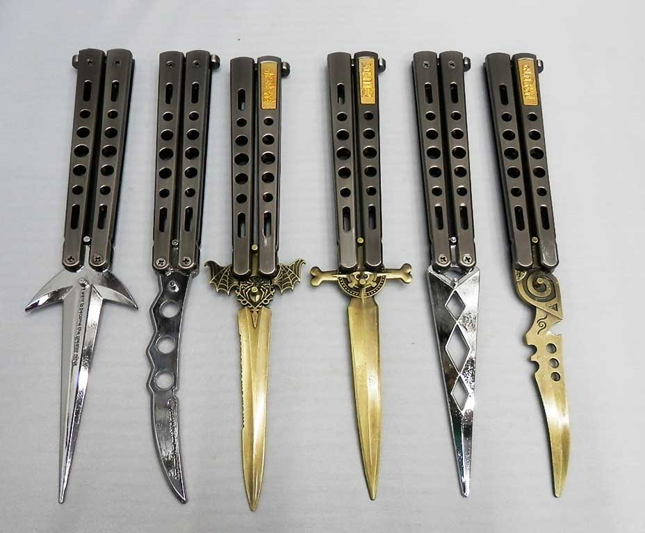 One Piece Naruto Cross Fire Kuroshitsuji Death Note Fate stay night flail knife blade weapons Anime Model Toy doll Accessories(China (Mainland))