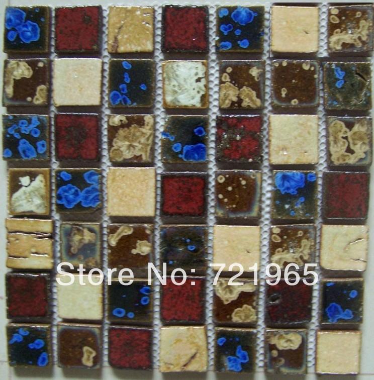 Craft ceramic tiles
