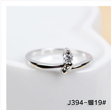 Fashionable and beautiful rings with fashion trendy design pretty women rings for women with high quality and reasonable price(China (Mainland))