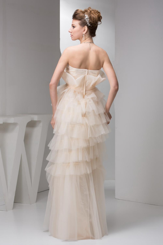 Un vestido de novia inusual
