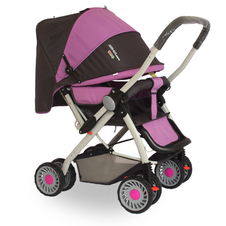 Two Way Cart Baby Stroller Folding Discount Newborn