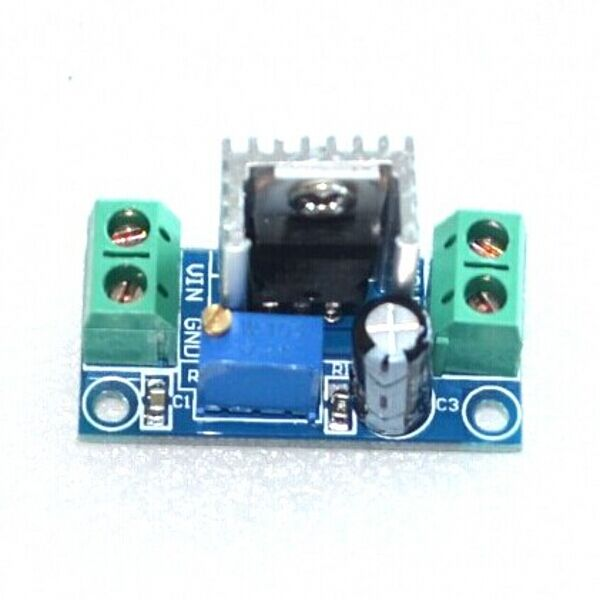 10pcs/lot New LM317 DC-DC step-down DC converter circuit board power supply module(China (Mainland))