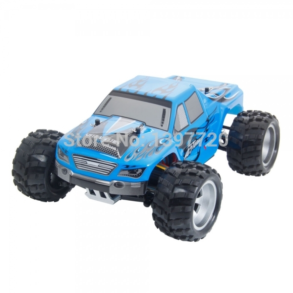 children toys Wltoys A979 RC Car Vortex 1/18 2.4G 4WD Electric Remote Control Car Monster Truck RTR RC Radio Toys Free Shipping(China (Mainland))