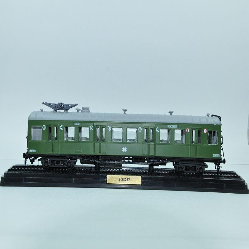 THE ATLAS Classic Diecasts Toy Vehicles 1/87 LAUTOMOTRICE Z-23237 locomotive simulation model tram of alloy(China (Mainland))