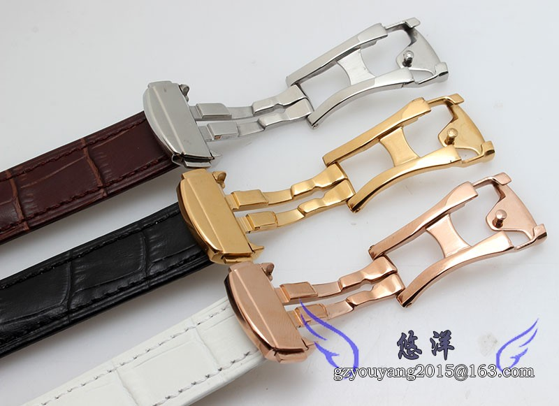 Кожаный ремешок для часов адаптер супер женские часы 18 мм черный коричневый