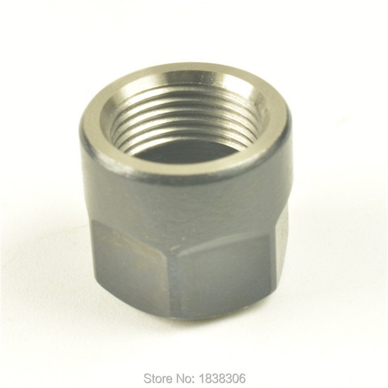 ER8 A type Collet Clamping Nut M10*0.75 for CNC Milling Collet Chuck Holder Lathe D 13mm L 12mm